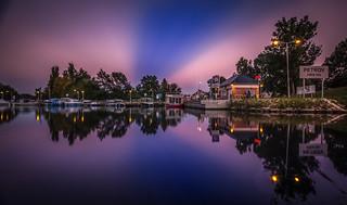 Bata Canal - Harbor Petrov