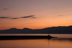 ________________I (6line8) Tags: sunset coucherdesoleil lacdeneuchtel lakeofneuchtel estavayerlelac orange longexposure expositionlongue bw110