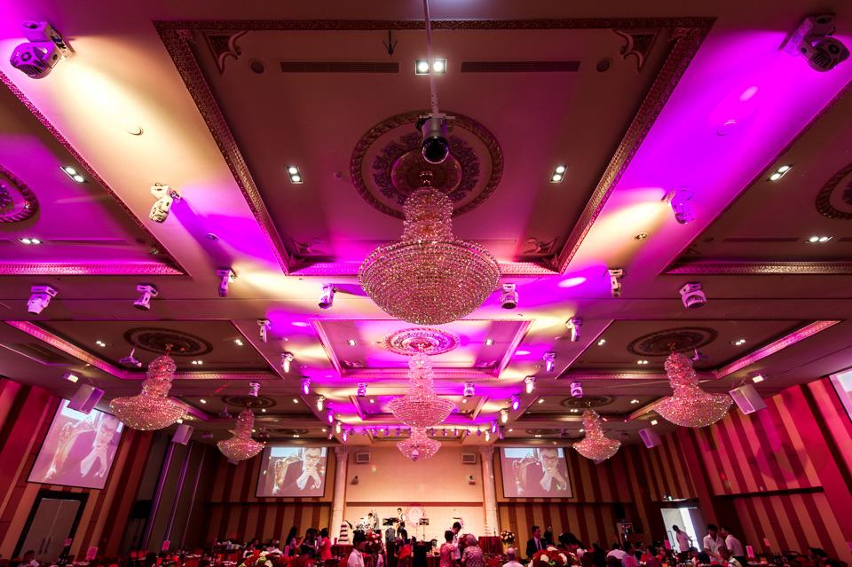 台南婚攝 情定婚宴城堡永康館 婚禮紀錄 C & V 094