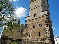 WomenMediaTower (Helenɑ) Tags: frauenmediaturm bayenturm cologne north rhinewestphalia germany nrw library köln deutschland architecture tower building