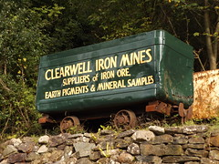Clearwell Caves III, Coleford, Gloucestershire, 23 September 2016 (AndrewDixon2812) Tags: clearwell caves mine mines coleford gloucestershire forest dean