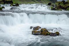 Eye of the Storm (KrissyM_77) Tags: water river stream waterfall iceland june summer flow rocks island longexposure nd4