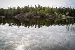 Stillhet (KEA60) Tags: lake sj huddinge gmmaren fs160918 fotosondag fotosndag stmning stamning