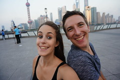 Shanghai, China (neverstaystill) Tags: shanghai china city skyscrapper cityscape travel backpacker roundtheworld
