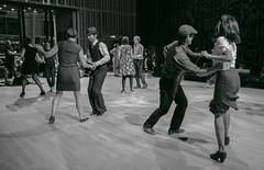 DSCF3379 (Jazzy Lemon) Tags: vintage fashion style swing dance dancing swingdancing 20s 30s 40s music jazzylemon decadence newcastle newcastleupontyne subculture party collegiateshag shag england english britain british retro sundaynightstomp fujifilmxt1 september2016 shag tyneswing 18mm sage gateshead