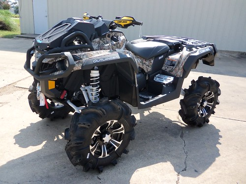 Can-Am Outlander 1000 Xmr Lifted