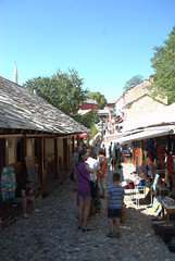 Old town of Mostar