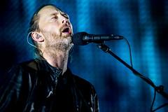 Thom Yorke in de Ziggo Dome (3FM) Tags: amsterdam thomyorke radiohead 2012 ziggodome fotobenhoudijk