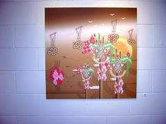 """South Auckland"" (2005) by Jacob Sua (Fresh Gallery Otara) Tags: visualarts otara southauckland pacificart freshgalleryotara"