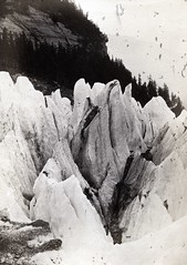 Ernest Edwards - Ice Needles, Unter Grindelwald Glacier, 1866 (The Patrick Montgomery Collection) Tags: ice glacier exploration oberland