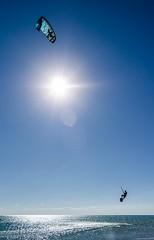 kite fly (robot_gobot) Tags: water sport kitesurfing tokina1116mmf28