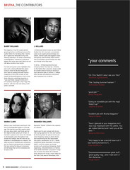 Brutha Magazine Autumn 2012 (Issuu) (Barry Williams Photography) Tags: