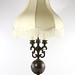 181. Arts and Crafts Bronze Table Lamp