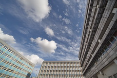 Lichtenberg (sterreich_ungern) Tags: blue sky berlin germany concrete deutschland beton lichtenberg