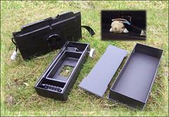 Remote Pinhole Camera (wheehamx) Tags: camera control pinhole cardboard homemade remote