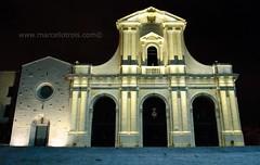 Basilica di Bonaria (Marcello Trois) Tags: sardegna church nikon sardinia basilica cagliari notturno bonaria marcellotrois