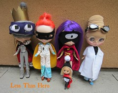 Less Than Hero - Futurama