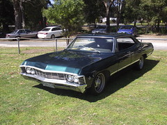 1967 Chevrolet Impala 4 Door Hardtop (Five Starr Photos ( Aussiefordadverts)) Tags: gm chevyimpala chevyhardtop gmusa 1967chevroletimpala4doorhardtop