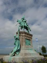 Statue de San Martin
