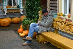 Untitled (The-Tall-Dude) Tags: street oktober man germany lumix panasonic tired 2012