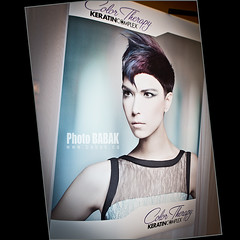 Keratin Complex (BABAK photography) Tags: nyc hair miami babak awards naha haircolor expert showposters hairfashion photographybabak babakca hairphotographer keratincomplex keratincomplexcolortherapy