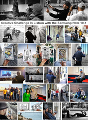 Challenge in Lisbon with the Samsung Note 10.1 (Ben Heine) Tags: street city streetart film tourism project table fun creativity photography sketch video technology phone drawing expression lisboa lisbon report performance creative samsung arches skills device spot tools dessin smartphone improvisation urbanexploration experience imagination monuments quick tablet discovery spaceshuttle tramway challenge collaboration spen alfama lisbonne praadosrestauradores difficulty praadocomrcio speedpainting tablette gonalooliveira stylet dfis benheine sandroaguilar pencilvscamera galaxyphone galaxynote101 galaxynoteii samsungportugal desafioglobalativism dubvideoconnection hugobraz
