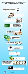 12 Ways to Get a Good Workout at Home  Infographic (NashuaNutrition) Tags: exercise health diet workout dieting loseweight exercising eathealthy stayhealthy workoutathome workoutactivity nashuanutrition workoutactivities