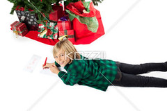 cute boy lying down and writing letter to santa (peeps2012ilay) Tags: christmas boy portrait cute male smiling festival pen writing paper season photography holding december mail text joy adorable happiness wrapped christmastree wishlist celebration indoors event whitebackground list gift blonde surprise innocence letter fatherchristmas ribbon studioshot cheerful blondehair lying lettertosanta preparation oneperson correspondence preparing wishing caucasian lifestyles christmasgift wrappingpaper individuality giftbox makeawish toothysmile colorimage lookingatcamera christmaslist giftlist highangleview childrenonly 1213years tosanta expressingpositivity westernscript lyingonfront publiccelebratoryevent preadolescentage checkittwice