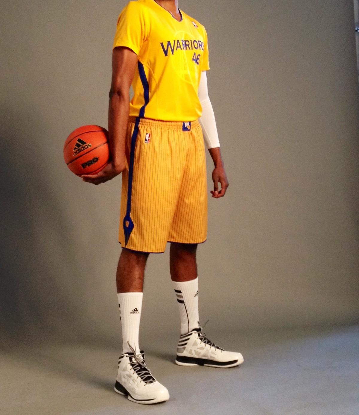 Possible Warriors Alternate Uniform For This Season : Nba