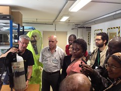 Visit to the OPCW Equipment Store 2012 (3)
