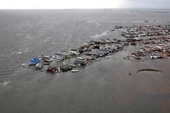 Hurricane Sandy Sweeps Through N.J. Beach Town