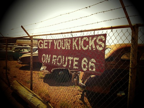 "Get Your Kicks on Route 66 - Tucumcari, New Mexico • <a style=""font-size:0.8em;"" href=""http://www.flickr.com/photos/20810644@N05/8142792474/"" target=""_blank"">View on Flickr</a>"