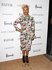 Emeli Sande Harper's Bazaar Women of the Year 2012 held at Claridges - Arrivals London