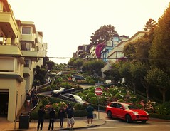 Lombard Street - San Francisco, California (Brian DeFrees) Tags: california road trip travel usa tourism america tour brian united mother roadtrip 66 route states six productions rt sixty lombardstreetsanfrancisco defrees