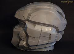 Warrior Cast5 (Tsabo Tsaboc) Tags: 3 real chief 4 helmet halo master armor impact warrior reach props