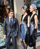 Allen Leech, Isabelle Traber, Teodora Sutra Allen Leech launches the Christmas season at Brown Thomas Dublin, Ireland