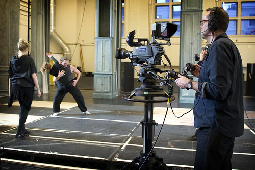 Inside Opera: Live streaming day offering unprecedented access to seven UK opera companies on 10 May 2014