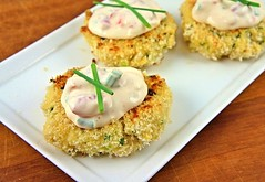 Panko Crab Bites (Kitchen Life of a Navy Wife) Tags: