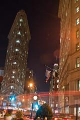 Flatiron at Night (matthewcohen93) Tags: new city nyc newyorkcity nightphotography tourism nikon artisticphotography newyorkatnight newyorkcitylandmarks nycphotography nikond5000 january2013 todaysuploads