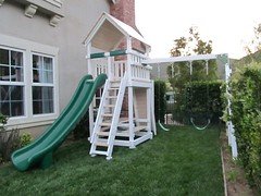 IMG_1010 (Swing Set Solutions) Tags: set play swings vinyl slide structure swing solutions playset polyvinyl