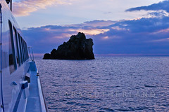 Sunset at Ngaio Rock (tarasutherland) Tags: nikon d300 poorknightsislands nikond300