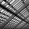 Diagonals (@noutyboy (Instagram)) Tags: roof bw white abstract black holland netherlands monochrome lines station canon eos europe utrecht shadows zwartwit nederland railwaystation cs centraalstation dak lijnen 550 schaduwen lijnenspel utrechtcs 500x500 nout overkapping 550d perronkap eos550d noutyboy