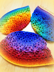 Rainbow Lace Crochet Beanie (babukatorium) Tags: pink blue red summer orange color green art thread hat fashion rose yellow rainbow colorful purple handmade lace turquoise teal burgundy oneofakind crochet moda violet style shades ombre retro cap shade gradient hippie psychedelic beanie bohemian multicolor whimsical darkblue accessory haken rhomb häkeln emeraldgreen crochê ganchillo babypink royalblue fuxia uncinetto かぎ針編み tığişi horgolt uvgreen babukatorium