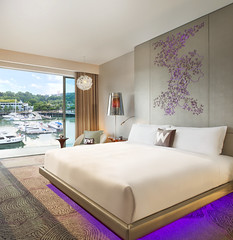 W Singapore Sentosa CoveSpectacular Room (W Worldwide) Tags: hotel singapore guestroom spg starwood spectacularroom starwoodresorts starwoodhotels whotelsandresorts wsingaporesentosacove 098374