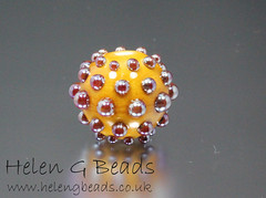 IMG_7458IMG_7458IMG_7458IMG_7458 (Helen G Beads) Tags: uk glass silver beads bumpy helen dots bumps murano lampwork flamework sra fhf fhfteam gorick