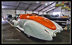 2005 Speedster Motorcars Zephyr Street Rod (Bill Strong) Tags: florida auction replica lincoln kissimmee streetrod topaz mecum d80 sephyr tokina1116mm t268
