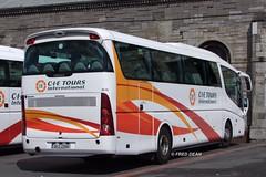 Bus Eireann SP115 (08D23990). (Fred Dean Jnr) Tags: dublin bus coach pb scania buseireann irizar k114 august2010 cietoursinternational sp115 08d23990 buseireannbroadstonedepot