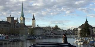 Zurich - Swiss.