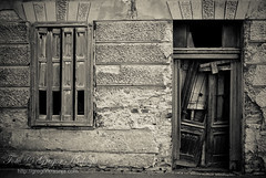 Vhod (gregork.) Tags: door bridge winter panorama green window architecture river landscape most slovenia slovenija zima emerald januar okno reka kras arhitektura vrata panoramio solkan posočje leto2012 smarag