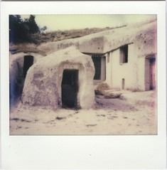 (lengvari) Tags: polaroid spectra | impossible project color film noszvaj hungary cave outdoor